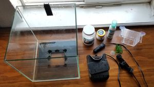 Fish Tank and Accessories for Sale in Sheridan, CO