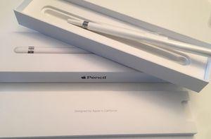 iPad apple pen never used. $85. Brand new. In a box. for Sale in North Miami Beach, FL