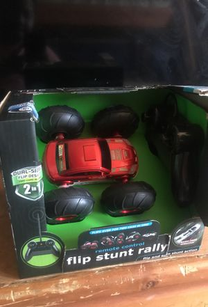 Brand new flip stunt rally car for Sale in Laveen Village, AZ