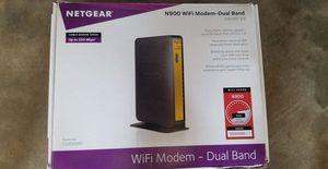 N900 WIFI Modem - Dual Band for Sale in Derby, KS