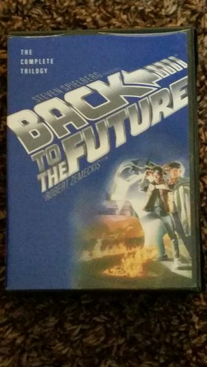 Back To the Future Trilogy for Sale in Gassaway, WV
