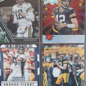 Green Bay Packers Lot Of 7 Cards for Sale in Oxford, PA