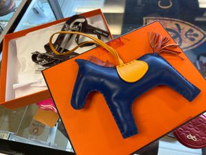 Hermès Rodeo pony purse charm w box for Sale in Beaverton, OR
