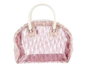 Dior pink trotter bag for Sale in El Paso, TX