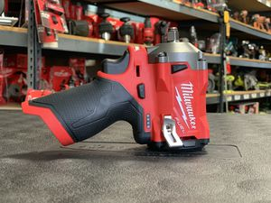 MILWAUKEE M12 FUEL CORDLESS STUBBY 3/8in IMPACT WRENCH NO BATTERY OR CHARGER INCLUDED TOOL ONLY SOLO LA HERRAMIENTA for Sale in Moreno Valley, CA
