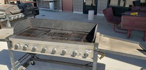 8 burner Gas Barbecue for Sale in Phoenix, AZ