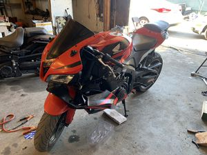2007 Honda CBR600 motorcycle for Sale in San Diego, CA