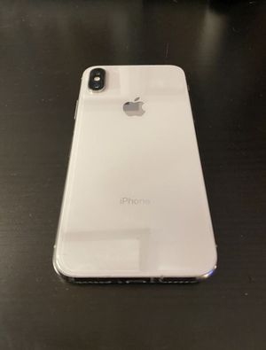 Cooperate life ➗🔱➗ I phone X unlocked ☯️🕎like new condition for Sale in Chicago, IL