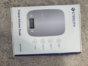 Etekcity Kitchen Scale for Sale in Las Vegas, NV