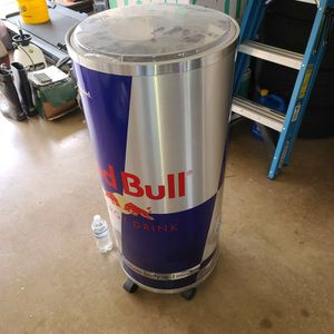 Red Bull Cooler for Sale in San Antonio, TX