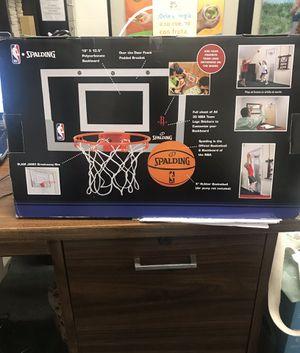 NBA over the door hoop for Sale in Los Angeles, CA