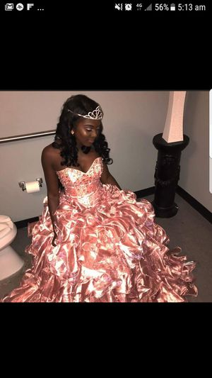 Beautiful Prom dress for Sale in College Park, GA