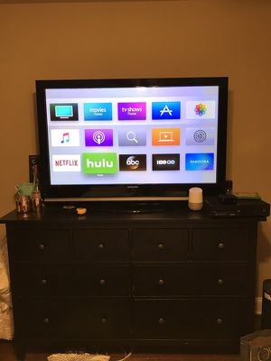50 in Samsung TV for Sale in Baltimore, MD