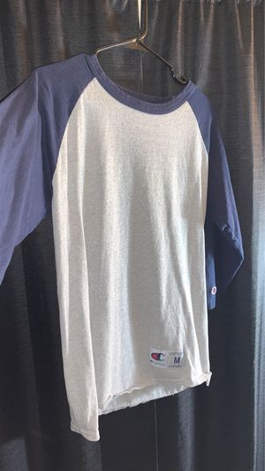 Champion baseball tee size M for Sale in Aloha, OR