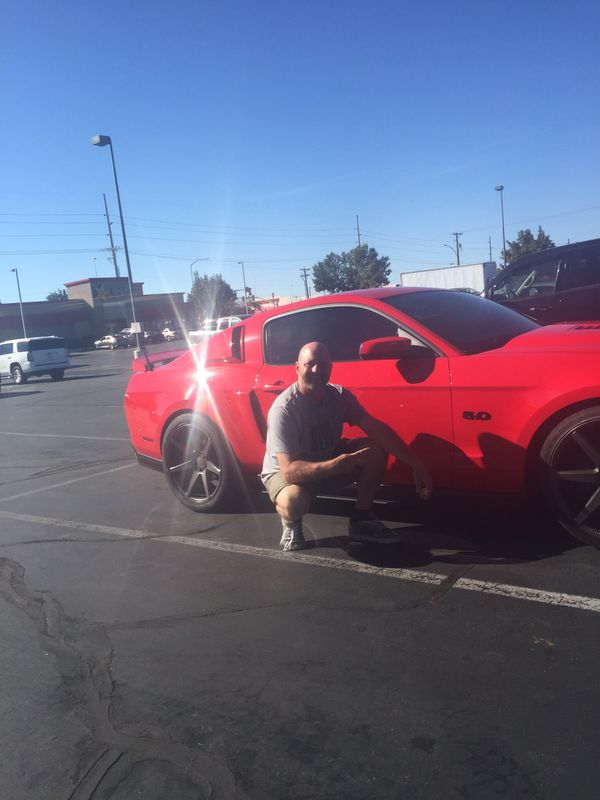 690 horse power! On Dino. 2012 GT mustang