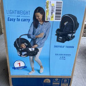 Brand new Graco SnugRide 35 Lite infant car seat!! for Sale in Las Vegas, NV