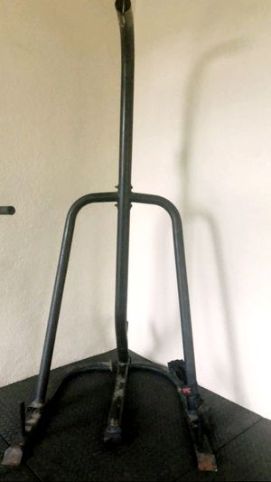 punching bag stand for Sale in Riverview, FL