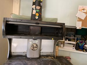 Real Apollo 6- Burners. Wood and Coal Burning stove for Sale in Lebanon, PA