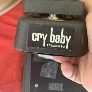 Cry Baby Classic Wah for Sale in Fontana, CA