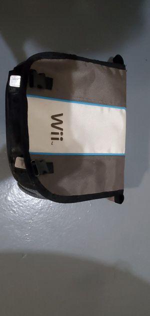 Wii Travel Case for Sale in Alexandria, VA