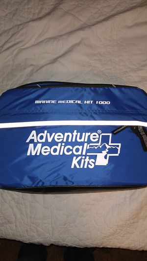 Adventure Marine Medical Kit 1000 for Sale in Everett, WA
