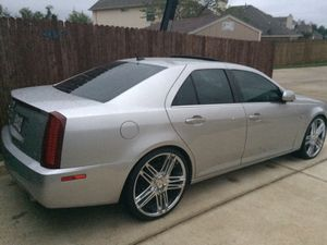 2007 Cadillac STS. Clean for Sale in Dallas, TX