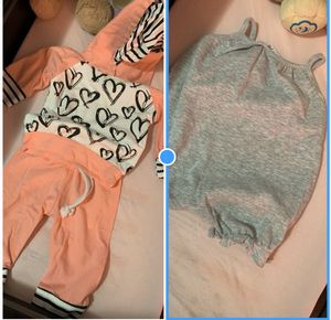Babygirl clothes for Sale in Philadelphia, PA