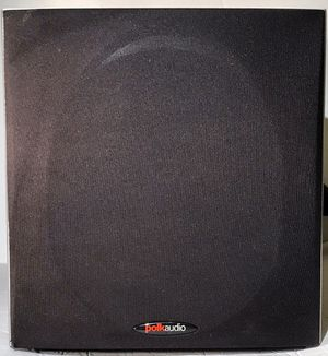 Polk Audio PSW 303, Active Powered Subwoofer for Sale in Scottsdale, AZ