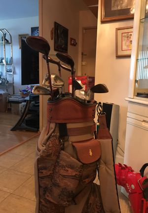 Lady Park Golf clubs with boutique golf bag for Sale in Bronx, NY