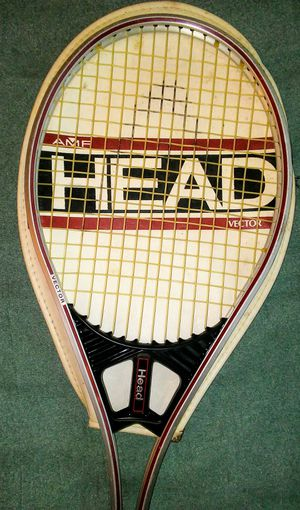Head Vector Tennis Racket for Sale in South Portland, ME