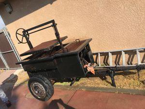 BBQ trailer Propane/charcoal for Sale in Selma, CA