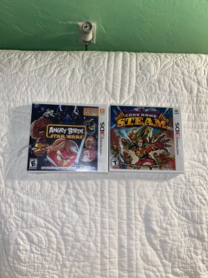 Nintendo 3ds games brand new for Sale in Hollywood, FL