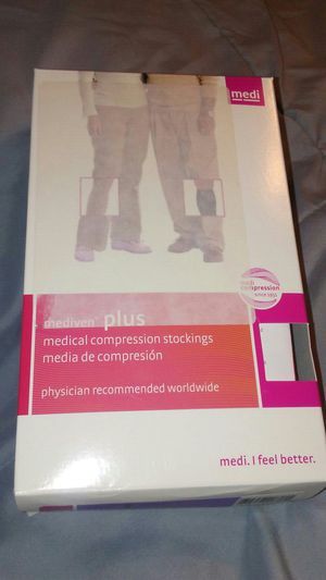 Mediven plus medical compresslion stocking's for Sale in Pittsburgh, PA