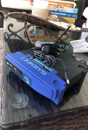 Linksys router WRT54G for Sale in Miami, FL