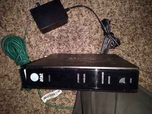 AT&T PACE 4111N DSL MODEM ROUTER for Sale in Oklahoma City, OK