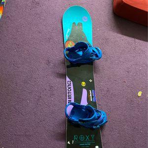 Roxy Snowboard for Sale in San Luis Obispo, CA