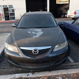 2003 Mazda 6 complete or parting out for Sale in Garden Grove, CA