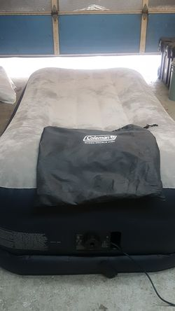 Coleman double high air mattress for Sale in Phoenix,  AZ