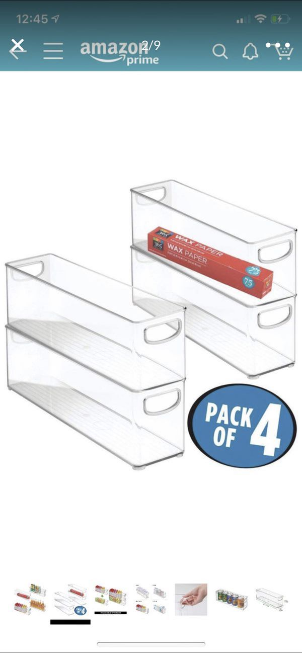 Plastic Stackable Kitchen Pantry Cabinet
