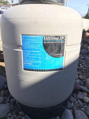 Aqua Ultraviolet Aqua Ultima II 6000 Filter 2 6000 Gallon Pond or pool for Sale in San Diego, CA