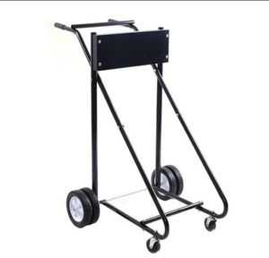 315 Lbs Outboard Heavy Duty Boat Motor Stand Carrier Cart Dolly NEW! for Sale in Alta Loma, CA