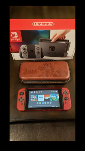 New Nintendo Switch for Sale in Warrensville Heights, OH