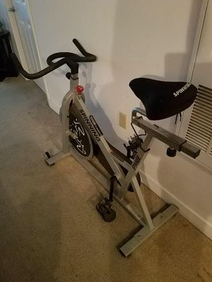 Personal Spin bike like new for Sale in Washington, DC