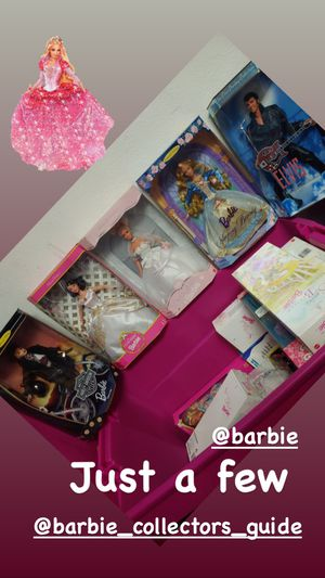 COLLECTORS BARBIES for Sale in Glendale, CA