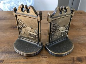 Bradley and Hubbard Antique Bookends for Sale in Romoland, CA