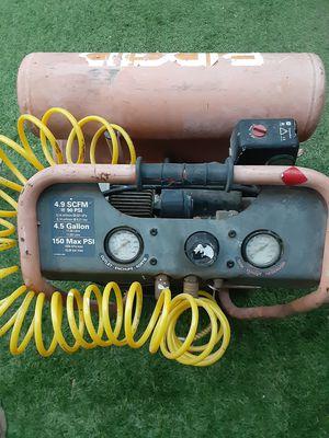 Ridged air compressor for Sale in Corona, CA