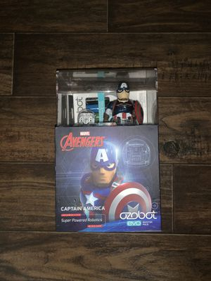 Ozobot 8+years marvel avengers limited edition for Sale in Coppell, TX