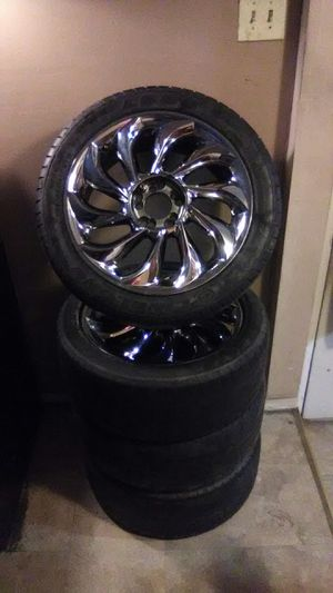 """17"""" Chrome Rims for Sale in St. Louis, MO"""