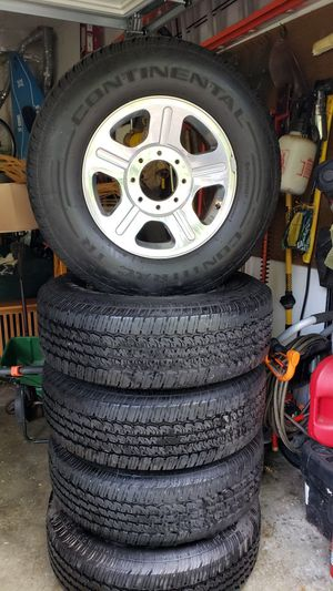Tires F250 like new for Sale in University Place, WA