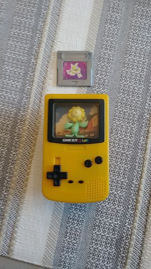 Sunflora Pokemon gameboy collectable burger king toy for Sale in Pittsburgh, PA
